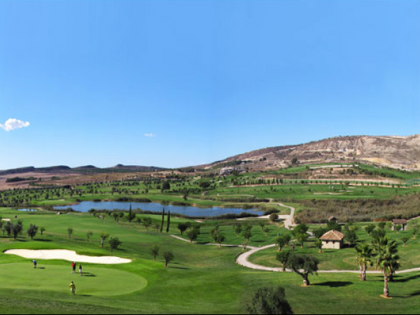 HOTEL LA FINCA GOLF & SPA en alicante