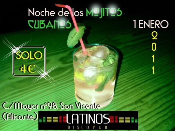 LATINOS DISCO PUB en alicante